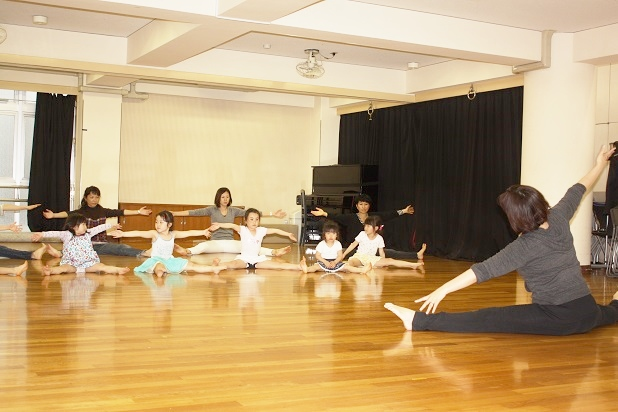 ◇親子ダンス(10月~)