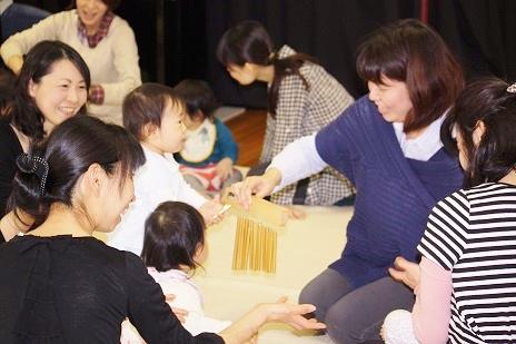 ◇親子で音遊び(8月~)