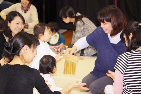 ◇親子で音遊び(12月~)