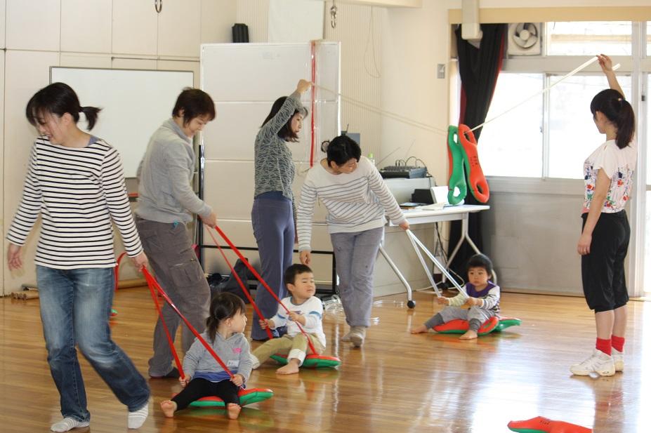 ◇親子ふれあい体操(4月~)