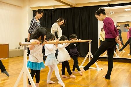 ◇親子&キッズバレエ(4月~)